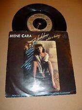 Irene Cara-Flashdance.. lo que un sentimiento - 1983 Reino Unido 2-pista única