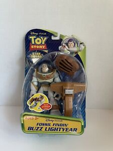 Disney Pixar hasbro Toy Story And Beyond Star Squad Fossil Findin' BuzzLightyear