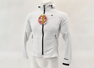 Specialized Women's Small Element 1.5 Windstopper Jacket White UV 50+ New