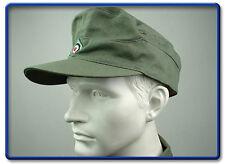 WWII German Afrika Corps Field-grey Field Cap Size 57 Free shipping
