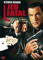 DVD Jeu Fatal Steven Seagal Occasion