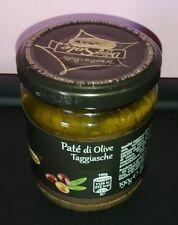 Paté Di Olive Taggiasche IGP in Olio Extravergine Di Oliva Con 7% Di Olio