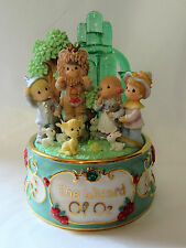 The Wizard Of Oz Precious Moments ~5th Issue~ Friendship Is Growing. Music Box