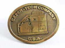 Exper - Tech Company Tech Cinq U.S.A.Boucle Ceinture par Frappé Évasé USA 121614