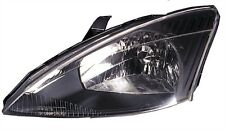 Black optical front left ford focus 10/1998-09/2001 she was trunk