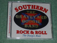 CD The Graveyard Boogie Band/ The Boogie Man/ US-Southern Rock