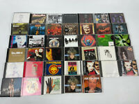 CD Sammlung Rock Alben 40 Stück - Roxette Pink Floyd Offspring Genesis Mando Dia