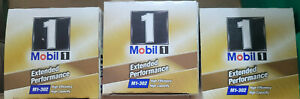 SET OF 3 Engine Oil Filters Mobil M1-302