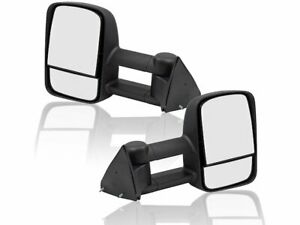 For 1988 Chevrolet R30 Towing Mirror Set Brock 29715HF Mirror