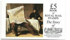Great Britain 5 pound Story of the Times booklet