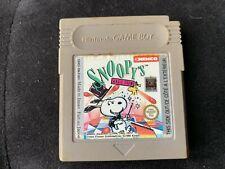 Snoopy's Magic Show - Jeu Nintendo Game Boy