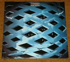 THE WHO TOMMY 2-LP SET STILL FACTORY SEALED GATEFOLD COVER