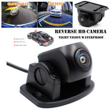 185° Waterproof HD Car Rear View Reverse Backup Parking Camera For Monitor GPS