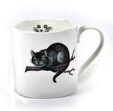 Alice Nel Paese Delle Meraviglie Fine (bello) Porcellana Gatto Cheshire Tazza