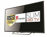 """32"""" LED TV FULL 1080P HD WITH FREEVIEW HD SUPER SLIM"""