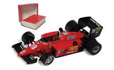 IXO SF24/85 Ferrari 156-85 #28 Brazilian GP 1985 - Rene Arnoux 1/43 Scale