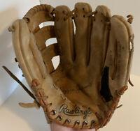 Rawlings Leather Baseball Glove Ryne Sandberg RSG8 RH Throw