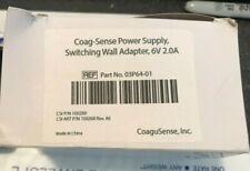 Lot of 10 Coag-Sense 03P64-01 Power Supply by CoaguSense