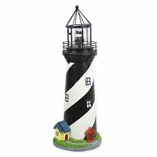 New listing Solar Lighthouse with Rotating Light - New (bd)