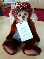 2020 Charlie Bears Isabelle Mohair SUMATRA 27cm (Limited Edition 153/250)