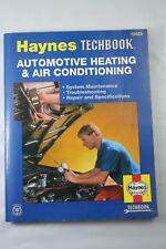 Repair Manual Haynes 10425 Automotive Heating & Air Conditioning
