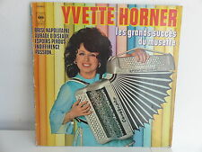 YVETTE HORNER Grands succes du musette Brise napolitaine 88123 MUSETTE ACCORDEON