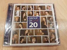 Group of 20 Let's go! CD Album SNSD SJ SHINee F(X) KARA MISS A IU Secret Beast+