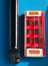 SANDVIK 10 x CCMT 09T308-PM 4325 + ZCC-CT 1 x S20S SCLCR-09 Länge,250 mm