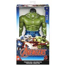 El disfraz de Hulk 12 Pulgadas Titan Hero Series Figura De Acción Marvel Avengers Grande Juguete