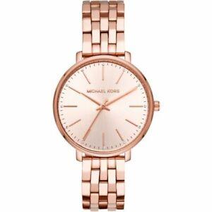 Michael Kors Pyper Rose Gold Ladies Watch - MK3897