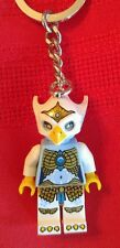 Lego ninjago minifigures Gold and White Hawk Falcon Eagle Man figure KEYCHAIN