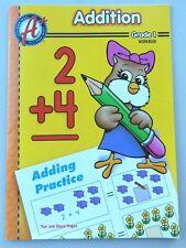 Let's Grow Smart - Addition Grade 1 Workbook - 2006 Dalmatian Press