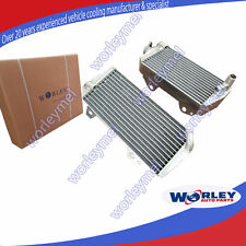 Aluminum Radiator for SUZUKI RMZ 450 RMZ450 2008 2009 2010 2011 2012 2013 2014