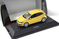 1:43 Schuco VW Polo V (Typ 6C) yellow NEW bei PREMIUM-MODELCARS