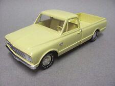 MPC 1968 Chevrolet C10 Pickup Truck Promo - Light Yellow, MINT Condition!!