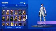 Stacked Fortnite Renegade Raider and Pink Ghoul Trooper Account!!!