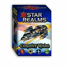 Star Realms Colony Wars Deckbuilding Card Game White Wizard Games WWG 011