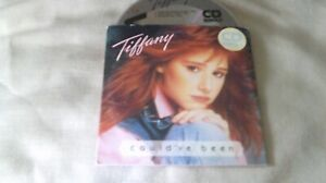 TIFFANY - COULD'VE BEEN - 1988 CARD SLEEVE CD SINGLE