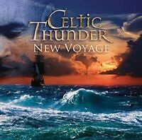CELTIC THUNDER New Voyage CD BRAND NEW