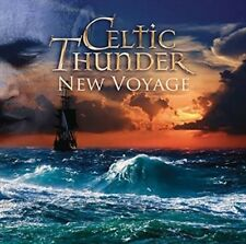 New Voyage by Celtic Thunder (Ireland) (CD, Oct-2015, Legacy)