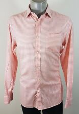 Banana Republic heritage tailored slim casual striped shirt Medium