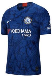 Original Nike Soccer FC Chelsea Trikot Jersey Saison 19/20 Gr. XL NEU