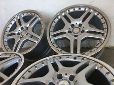 4 orig. AMG Felgen 19 Zoll Mercedes R230 W203 R171 W211 SL65 E63 E55 C55 SLK55