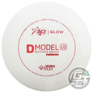 NEW Prodigy Glow DuraFlex D Model US Driver Golf Disc - COLORS WILL VARY