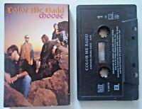 Color Me Badd CHOOSE Radio Edit / CHOOSE Album Version -  CASSETTE Single 1994
