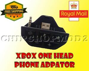 XBOX ONE HEADSET ADAPTER ****GENUINE UK STOCK****