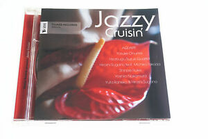T5 JAZZ RECORDS PRESENTS:JAZZY CRUISIN'  CD A14584