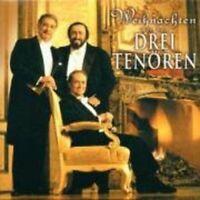 Domingo/Carreras/Pavarotti - Three Tenors Xmas (NEW CD)