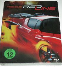 Red Line - Blu-ray/NEU/OVP/Action/Steelbook/Caplight