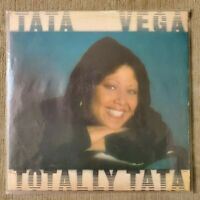 "Tata Vega - Totally Tata, 12"" 33 rpm vinyl LP, Tamla T6-353S1, 1977 USA"